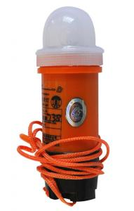 China Life Saving Marine Rescue Equipment Lithium Battery Life Buoy Light on sale