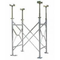 1219*1829mm V frame heavy duty modular shoring frame scaffold system for construction