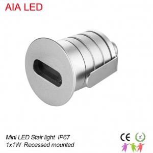 China CREE Chips 3W outdoor IP67 mini LED spot light/LED stair lighting/led downlight for villa on sale