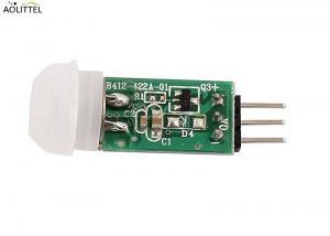 China 3-5m Miniature Controller Photoresistor Light Sensor Passive Infrared Motion Sensor on sale