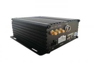 China 4CH AHD HDD CCTV Mobile DVR Car Vehicle Video Recorder Split Control Box on sale