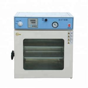 China DZF-6020 small laboratory digital vacuum oven High Temperature Vacuum Drying Oven on sale