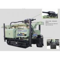 Green Pile Drilling Machine SLY550 350 Meter Rock Drilling Rig Hydraulic Crawler