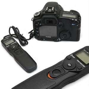 China Remote Shutter Control digital cameras Remote Cord / Switch For Sony A500 / A450 Camera on sale