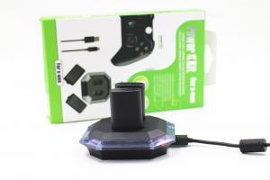 China Dual Charging Capability Xbox One Controller Rechargeable Battery Pack Charger on sale