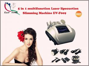 China 2013 .Hottest Laser liposuction Slimming Machine EV-F009 on sale