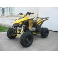 Yellow Powerful Kandi 150CC ATV Wheel Base 1160mm , Quad Bike For Adult