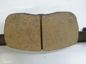 China OEM Ceramic Brake Pads FMSI D768 For Japan / European / USA Passenger Cars on sale