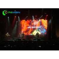 China P2.5 Indoor Stage Rental LED Display High Definition , Big P3 P4 P4 LED Panel on sale