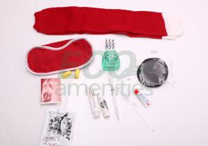 China AMENITIES FOR AIRLINES / HOTEL, TRAVEL KITS, OVER NIGHT KITS, BAG, EARPLUG, CLEANER ETC... on sale