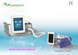 China Safe Permanent Facial Hair Removal / 5 - 400 ms Pulse Body Laser Hair Treatment on sale