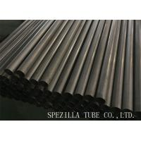 ASTM A213 ASTM A312 Stainless Steel Seamless Round Tube Material 1.4541 AISI 321