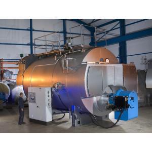China O gás de madeira de 10 toneladas ateou fogo ao sistema de aquecimento de caldeira de vapor/caldeira de vapor elétrica 50Hz on sale
