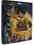 China Free DHL Shipping@New Release Hot Classic Blu Ray DVD Movie Star Wars Rebels  Season 1 wholesale