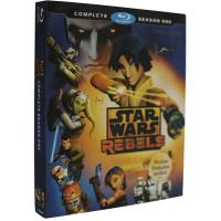 Free DHL Shipping@New Release Hot Classic Blu Ray DVD Movie Star Wars Rebels  Season 1