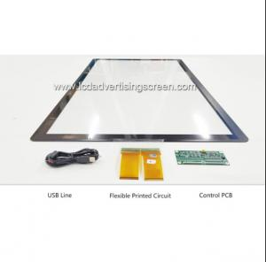 China Create Interactived Windows Capacitive Touch Foil Film Thru Glass Film Sticks on sale