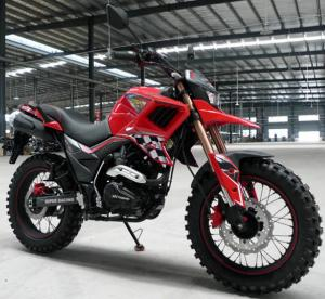 China X-Cross Dual quality Tekken 250cc EFI Motorcycle competitive price on-off road multi used on sale