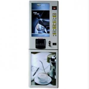 China Commercial Capsule coffee vending machine on sale