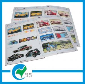 China Pantone Color Customized Softcover Book Printing For School Education on sale