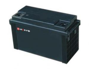 China 120AH High Output Motorcycle Battery Wide Temperature Range Extremely Safe on sale