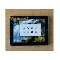 China 9.7inch touchscreen notebook tablet pc with Intel N455 on sale
