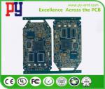 PCB Fabrication 6L PWB with Impedance Control 1.6mm 1OZ copper