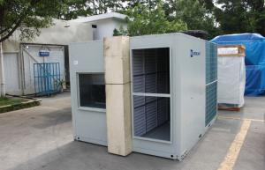 China Energy Efficient Ducted Commercial Rooftop Air Conditioning Units For Workshops on sale
