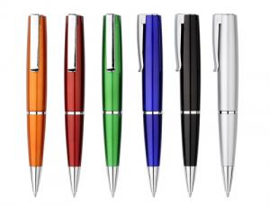 China personalized cartoon pen with 4 color printing, cartoon ball pens on sale
