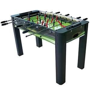 China PVC steel playing rods fat cat fireball foosball soccer table calgary with handles on sale