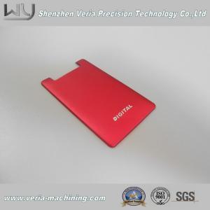 China High Precision Al6061 CNC Machining Part/CNC Machine Part Aluminum Shell After CD Code on sale