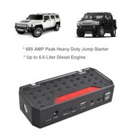 China JALN7® Portable 600 AMP Peak Car Battery Jump Starter Power Bank Charger With 16500mAh on sale