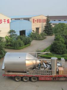 China Whey  Spray Drying Equipment for foodstuff on sale