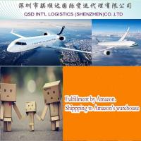 Amazon FBA shipments services china to EL PASO USA professional Amazon cargo agent service in China