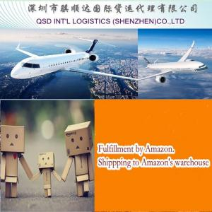 China Amazon FBA shipments services china to EL PASO USA professional Amazon cargo agent service in China on sale