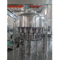 4KW Beverage Water Bottle Filling Machine Auto Plastic Bottle Capping Equipment