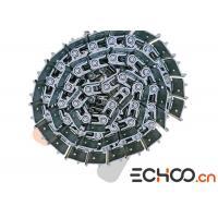 OEM PC20UU3 Mini Komatsu Excavator Tracks Chain Assy / Track Link Assy