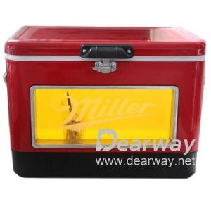 China LED Wine Cooler Box DW-BX001 on sale