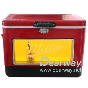 China LED Wine Cooler Box DW-BX001 on sale