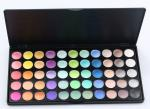 High Pigment Professional Makeup Private Label 55 Color Eyeshadow Palette