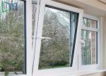 Residential Aluminium Tilt And Turn Windows Thermal Break Opening Inward