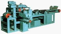 China welding electrode production equipment head tail grinding machine for making E6013 supplier