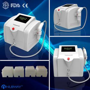 China 8.4 Touch Screen fractional rf tips mesotherapy with microneedle for skin tightening on sale