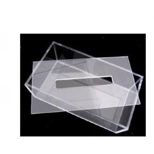 China acrylic napkin box , acrylic tissue box on sale