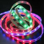 China High bright 5m / r DC12V 5050 SMD Led Strip Light dimmable flexible 72PCS/M wholesale