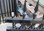 Anti Climb Commercial Automatic Opening Gates , Electric Motorised Sliding Gate
