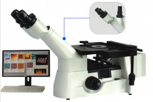 China Metallographic microscope on sale