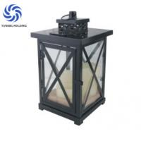 Holiday Solar LED Lantern 3500K - 4200K Solar Powered Hanging Lanterns