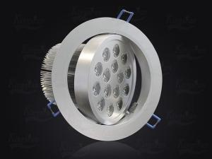 China Epistar 15 Watt High Power LED downlight globes 1200lm High Lumen Warm White on sale