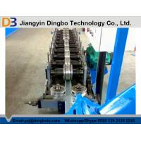 Full Automatic Cutting Drywall Stud Roll Forming Machine 15kw With Touching Screen