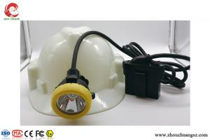 China KL5M LED Rechargeable Cap Lamps with Strong Water proof and Explosion proof Brightest cap lamp on sale